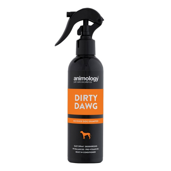 Animology Dirty Dawg No Rinse Dog Shampoo