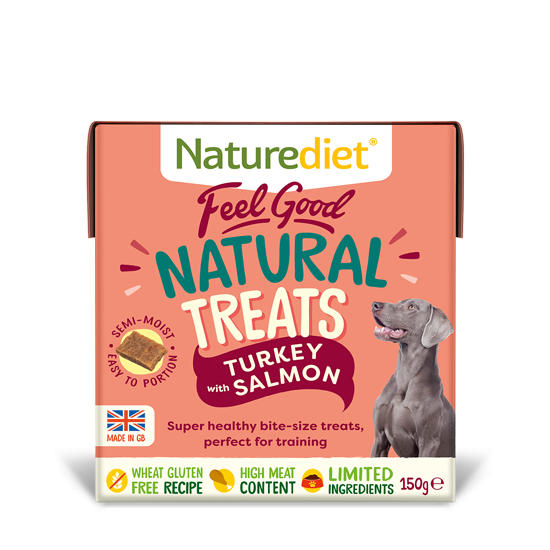 Naturediet Turkey with Salmon Treats