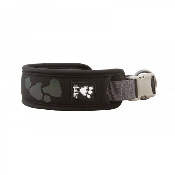 Hurtta Weekend Warrior Collar Raven 25-35cm
